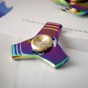 Trinity Spinner Rainbow - Hợp Kim Nhiều Màu