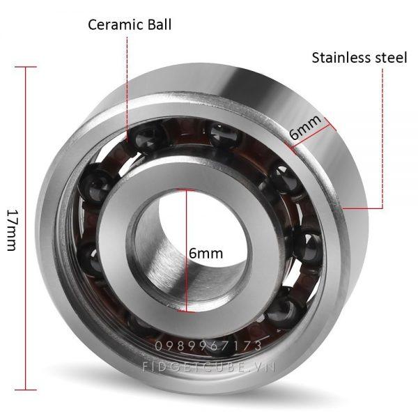 606 hybrid ceramic bearing 2