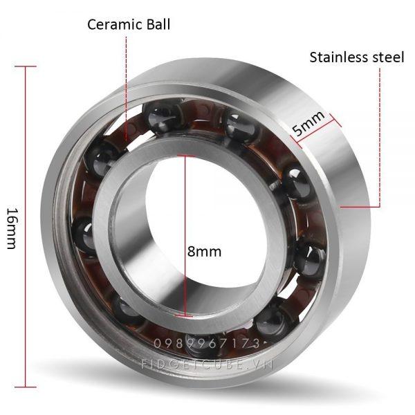 688 Hybrid Ceramic Bearing 2