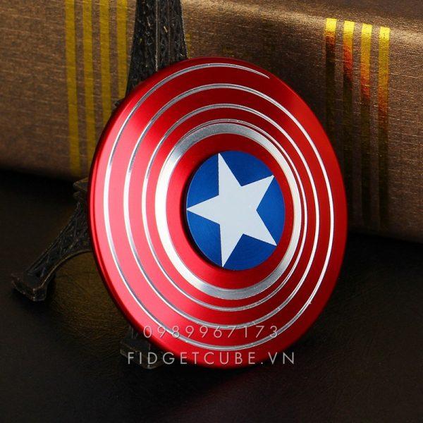 Captain America Spinner (1)