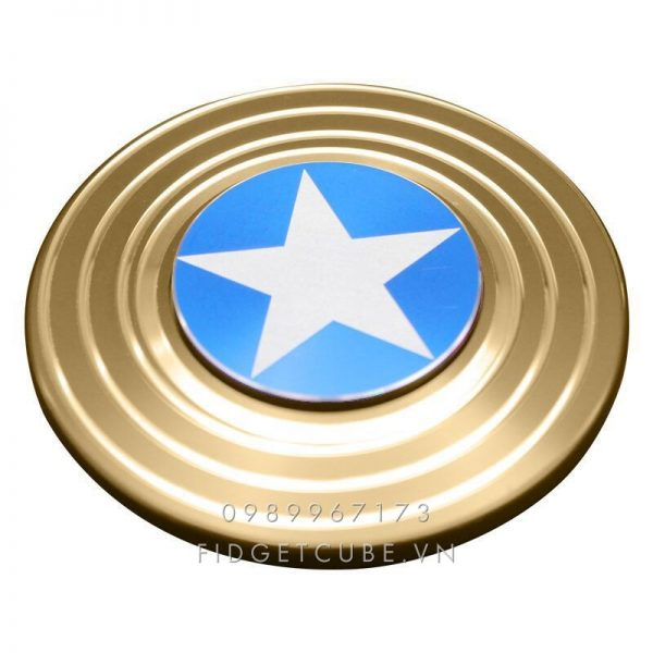 Captain America Spinner (4)