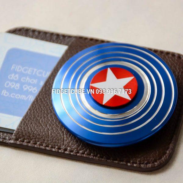 Captain American Spinner Steel (4)