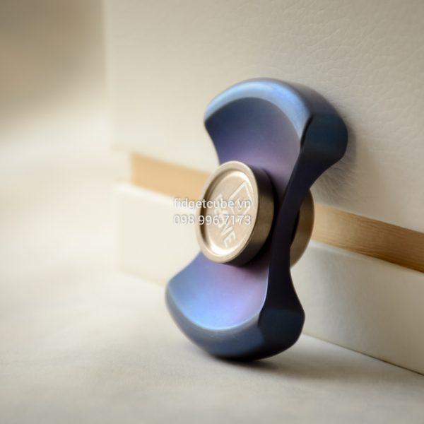 FEGVE Stubby Stone-wash Blue Spinner Titanium (3)