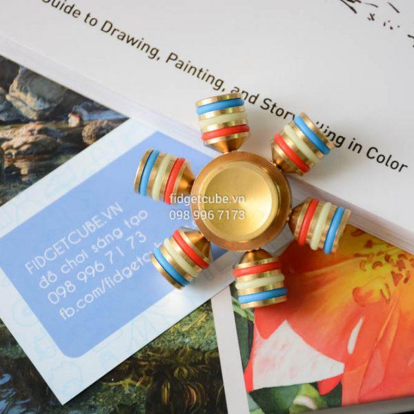 Fiesta Pinata Spinner Brass (1)