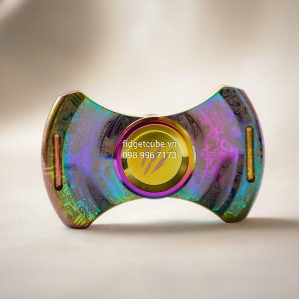 Monster Stubby Spinner Rainbow (1)