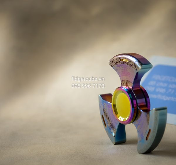Monster Stubby Spinner Rainbow Maya (3)