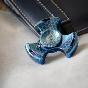 PCC Stubby Spinner 3 Cánh - Blue Hexa