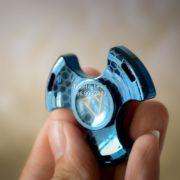 PCC Stubby Spinner Blue Hexa (4)