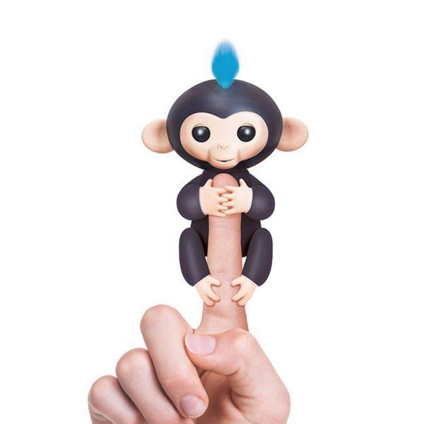 Finger Monkey Đồ Chơi Tương Tác Khỉ Ngón Tay – Finn Màu Đen