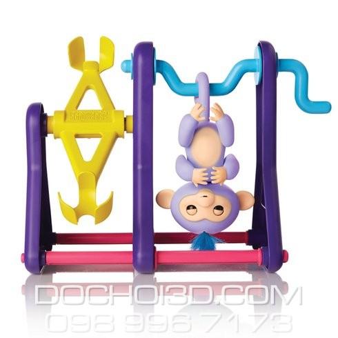 Bộ Bập Bênh Cho Khỉ Ngón Tay Finger Monkey
