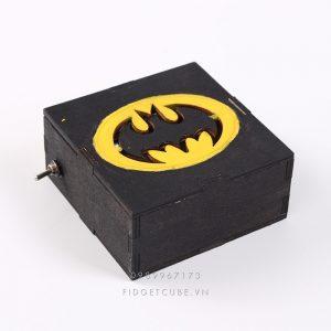 Bộ Lắp Ráp Đèn Ngủ Phát Sáng Hình Người Dơi Batman
