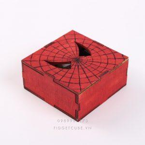 Bộ Lắp Ráp Đèn Ngủ Phát Sáng Hình Người Nhện Spiderman