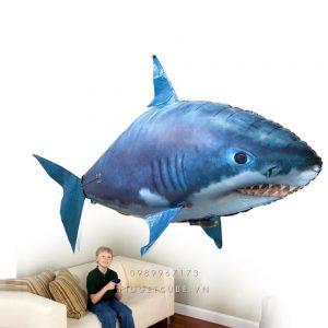 Bóng Bay Điều Khiển Từ Xa Cá Mập