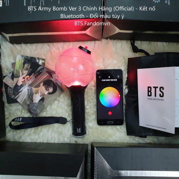 BTS Lightstick official (1)