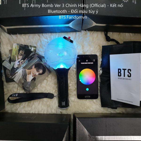 BTS Lightstick official (3)
