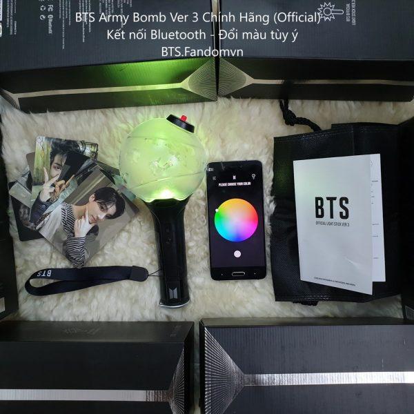 BTS Lightstick official (4)