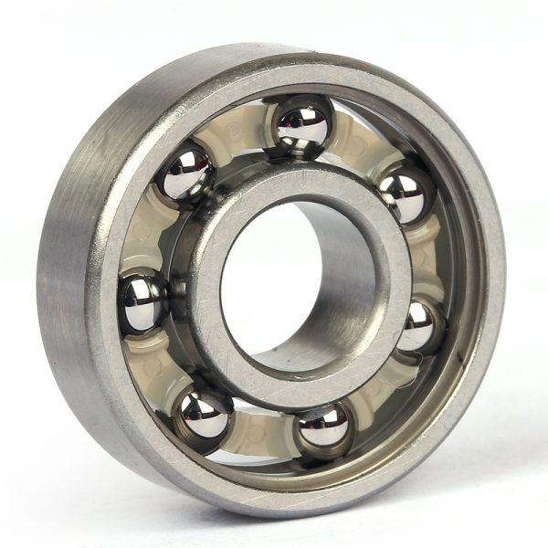 608-bearing-GCR15-bearings-with-nylon-PA66